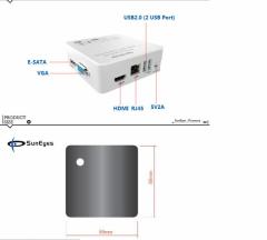 NVR 4CH цифровой видеорегистратор