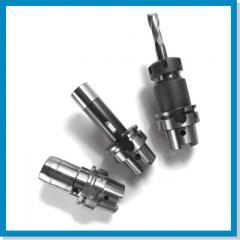 Mandrel for DIN69893 milling machines