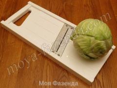 Шинковка овощная (код S-1)