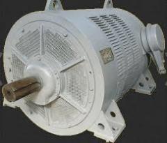 Электродвигатели высоковольтные АКН2, А4, АОД,