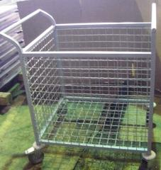 The cart for linen of UNIT®