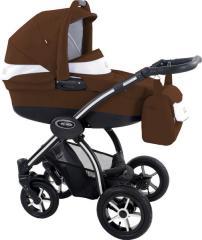 Универсальная коляска Pablo,  коричневый (346)