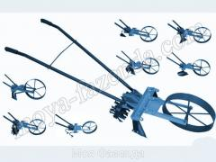 Cultivator for processing of the soil 6 in 1 (V-7