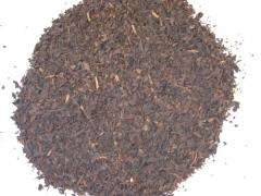 The tea which black melkolistovy is not packed up