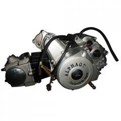 Двигатель Alpha, Delta 110cc