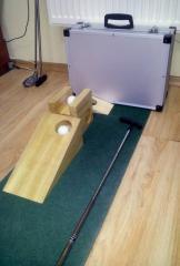 Мини гольф, мобильные компактные системы City Golf
