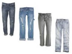 Одежда мужская джинсовая