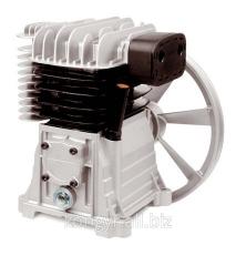 Compressor head of ABAC B2800 of the piston