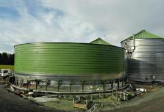 Turnkey BIOGAS complexes, various technologies and