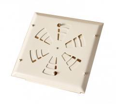 Piezas de equipo ventilador