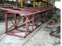 Production of metal farms production sites from