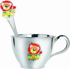 Srebrne łyżeczki do herbaty