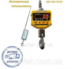 Crane electronic scales of Jadever JC-10000 (10