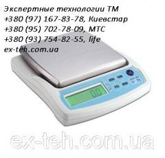 Portable scales of JKH-1000 to 1000 grams