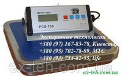 Commodity scales to 100 kg of FCS-100