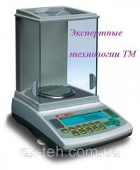 Analytical scales of ANG-100, the price of
