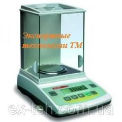 Analytical scales of ANG200C, the price of