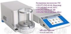 Microscales laboratory MYA 21 to 21 grams,