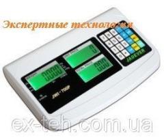 JWI-700P indicator (3 displays: display of the
