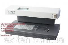 Ультрафиолетовый детектор валют Pro 12 LРМ, 2x6 Вт