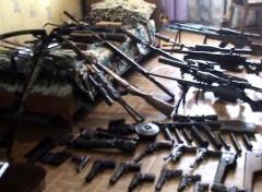 Atış savaş silahları