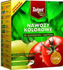 Target Plus УДОБРЕНИЕ ЦВЕТНОЕ для помидоров и