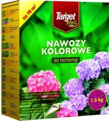 Target Plus удобрение цветное для гортензии