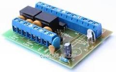 Module controller of local access ibc-03