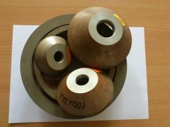 AChK diamond wheels (cup) (12A2-45 °)