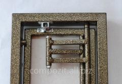 Люки-невидимки ревизионные под плитку со сдвижной дверцей. Открывание при помощи присосок