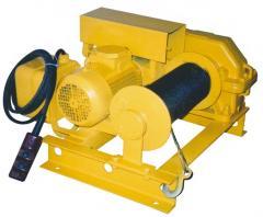 Лебедка электрическая монтажная тяговая ТЛ-14А