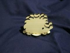 Hedgehog napkin holder.