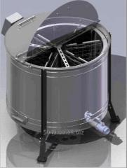 Электрическая медогонка марки ВВ-МЕД 2