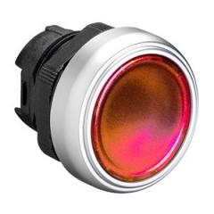 LPCBL104 Нажимная кнопка с подсветкой, плоская,