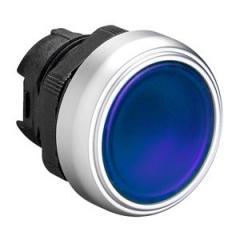 LPCBL106 Нажимная кнопка с подсветкой, плоская,