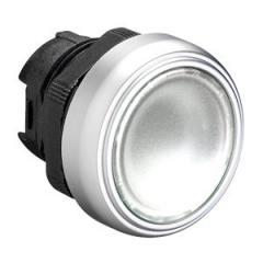 LPCBL107 Нажимная кнопка с подсветкой, плоская,