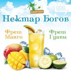 The mangoes frozen Zebdiya's grade - the most