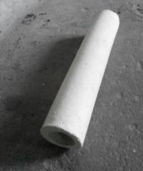Трубка керамическая МКРЦ 15х5 с запаянным концом