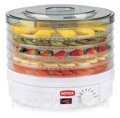 Сушка для овощей и фруктов Rotex RD520K