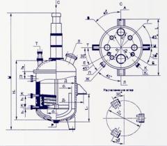 Апарат з Еліптичним днищем і кришкою для  різних