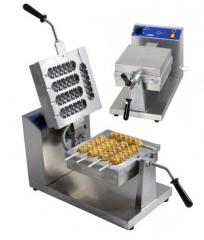 The device for preparation of sausage rolls Korn