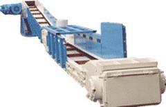 Перегружатели скребковые двухцепные ПТК1000, ПТК800