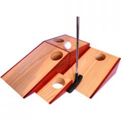 Minigolf, mobile compact City Golf systems