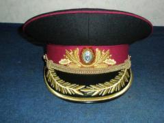 Peak-cap of the Cossacks of Ukraine production of