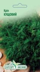 Семена укропа Кустовой, 3г 320-0600