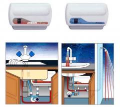 Flowing water heaters Atmor (Israel)