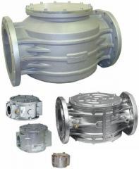 Фильтр газовый MADAS резьбовой 25 DN поверхность