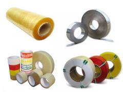 Wide adhesive tape transparen