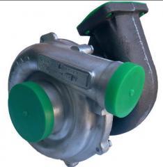 Autotractor turbocompressors of TKP-7C-6