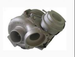 Turbines for agricultural machinery